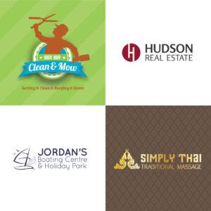 Logo Examples Set 1