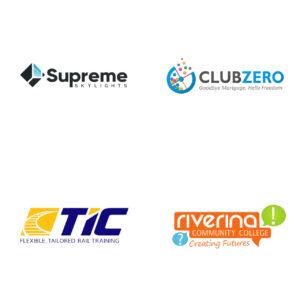 Logo Examples Set 3